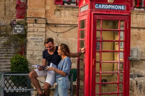 Málta most a nyelvtanuló-turizmust támogatja