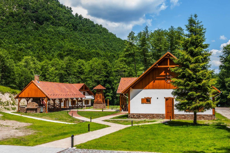 Gyönyörű turistaház született a Zemplénben