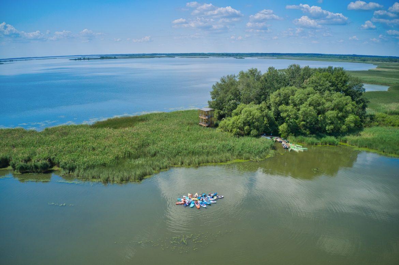 Kerékpáros szolgáltatás-fejlesztési program indul a Tisza-tónál